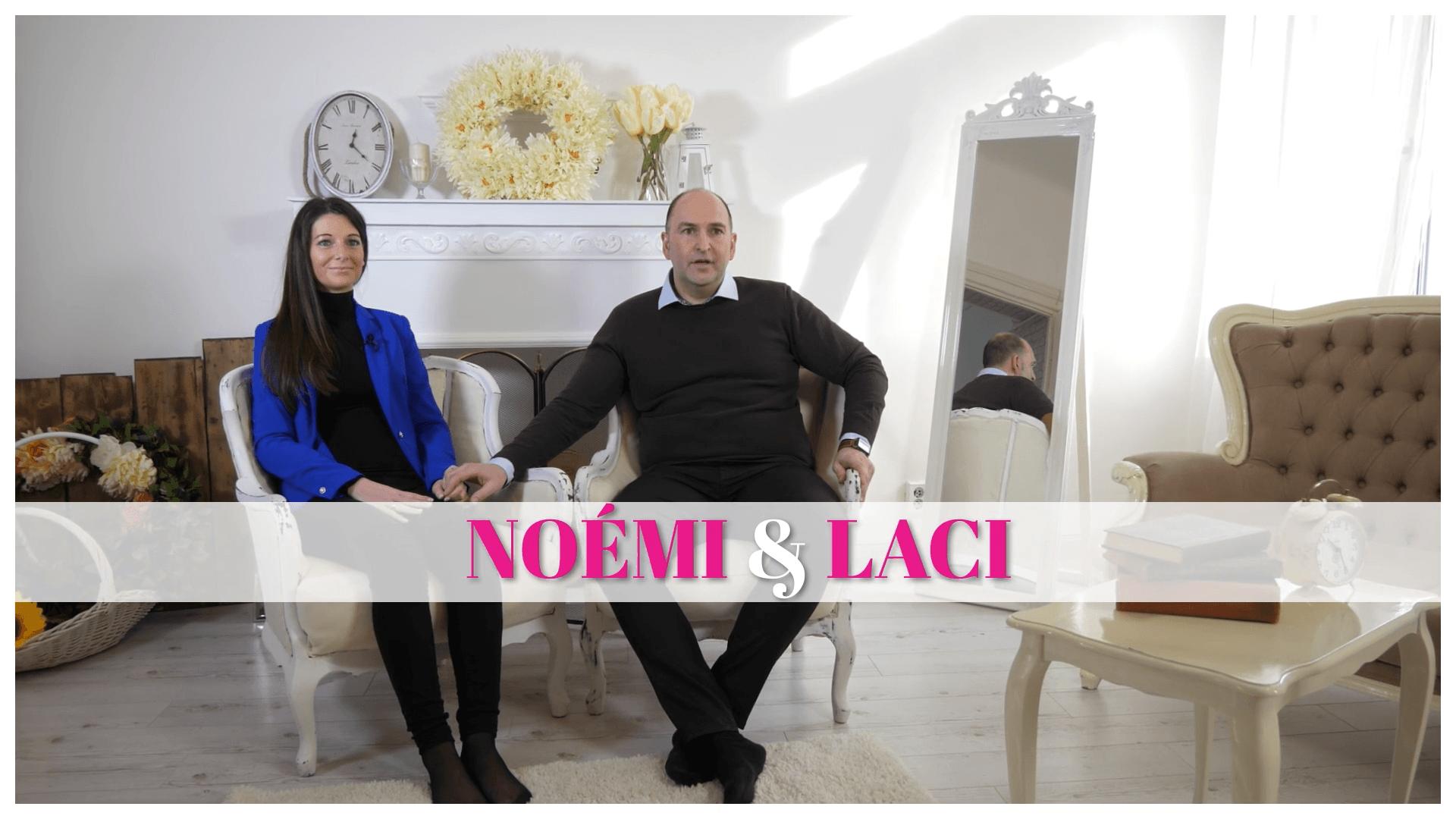 Noémi & Laci - Nászra fel Story