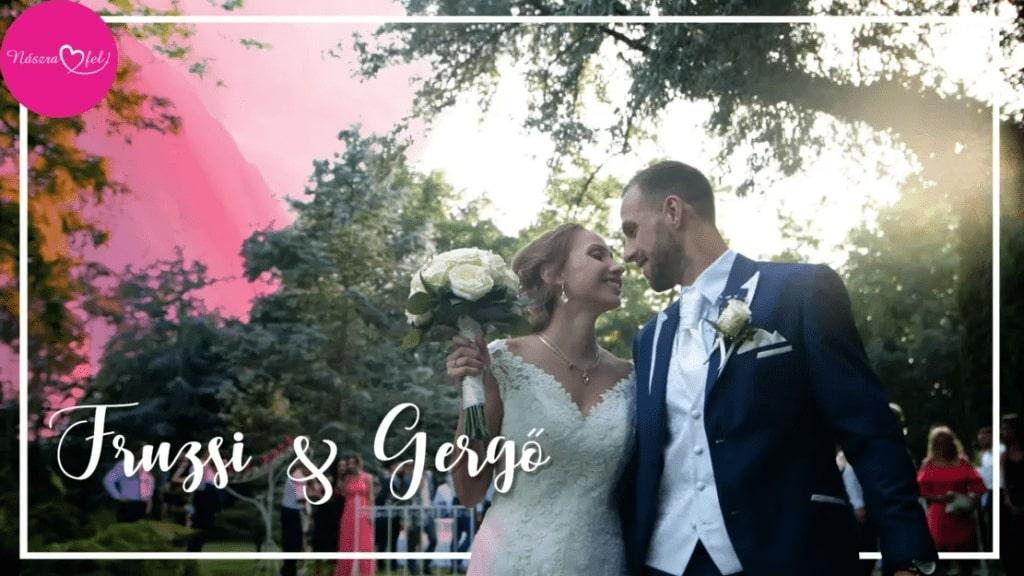 Fruzsi & Gergő Wedding Movie // 2018 // Debrecen