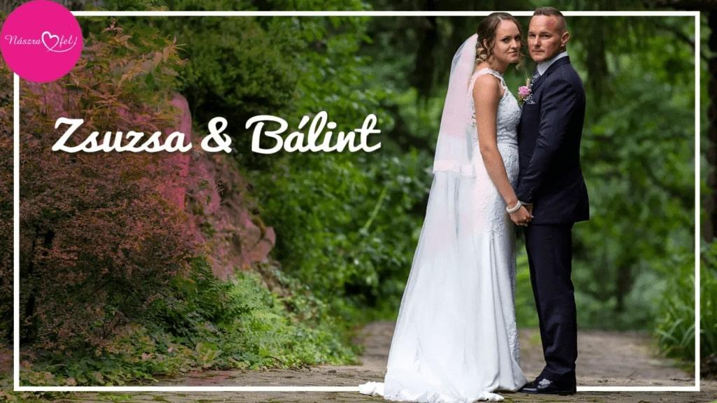 Zsuzsa & Bálint Wedding Movie // Sátoraljaújhely // 2018
