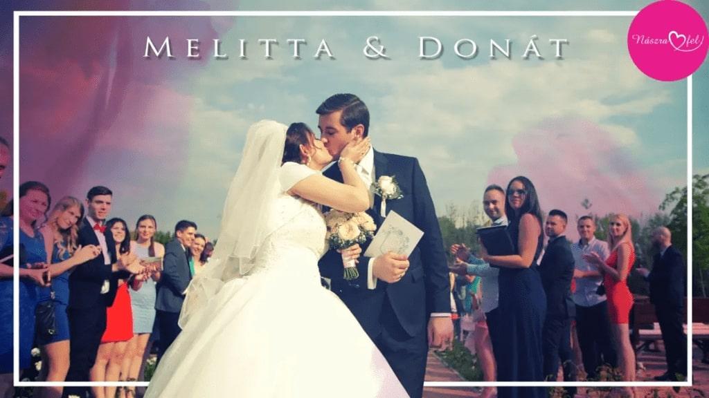Melitta & Donát – Wedding Movie // Medhotel // 2018