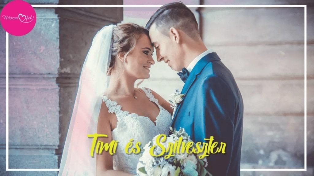 Timi & Szilveszter Wedding Movie //Budapest// 2018