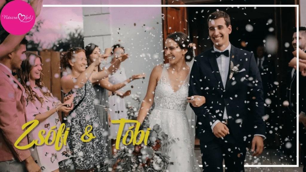 Zsófi & Tóbi Wedding Movie //Degenfeld kastély Téglás// 2018